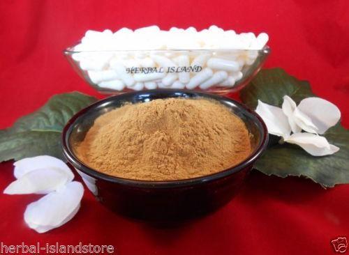 [Visit to Buy] Kava Root Extract Instant Powder 10:1 Capsules 500mg*100 Caps Fiji Grown 100% Organic #Advertisement