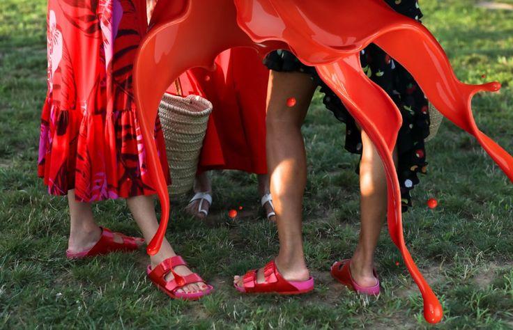 Birkenstock lanza sandalias con los colores que antes era pecado combinar