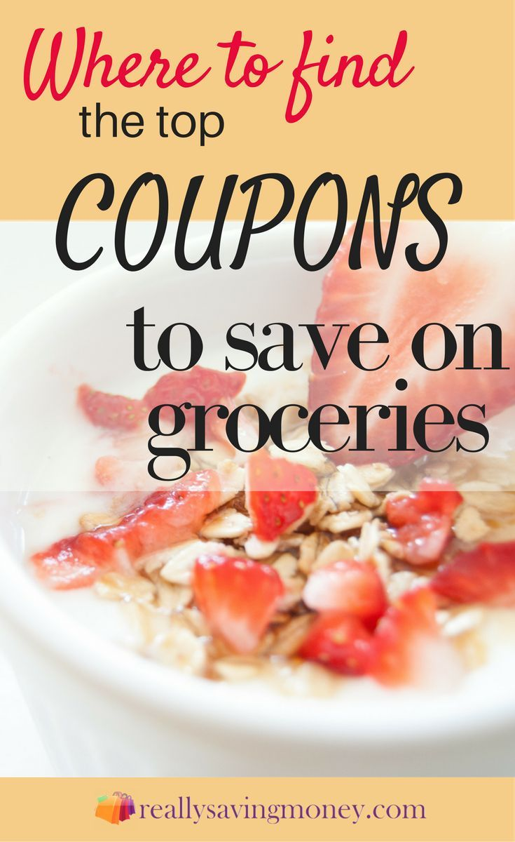 For best deals on groceries find the top grocery coupons here | couponing | coupon database | extreme couponing | save money | saving | frugal living | shopping | sales | clipping coupons | printable coupons | grocery store coupons