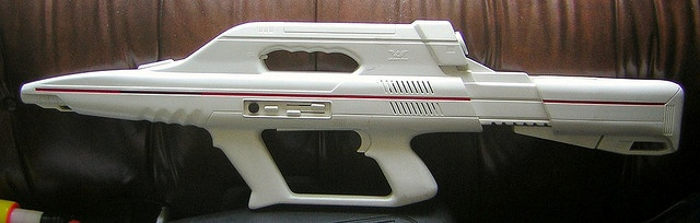 Lazer tag rifle - always wanted it