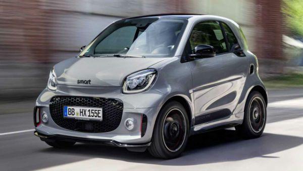 Smart Eq Fortwo 2020 Smart Fortwo Smart Auto Smart Car