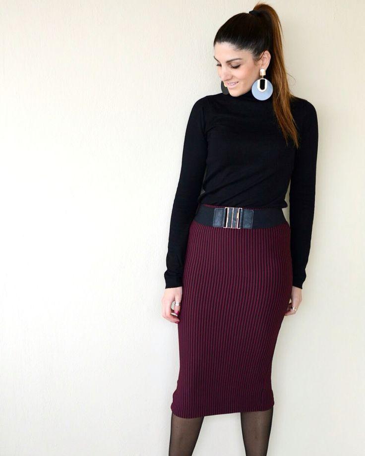 Trend alert on thevirgostyle.blogspot.gr  Skirt by Virginia