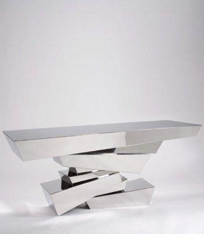 Consoles - Herve Van der Straeten (from Ralph Pucci Showroom)