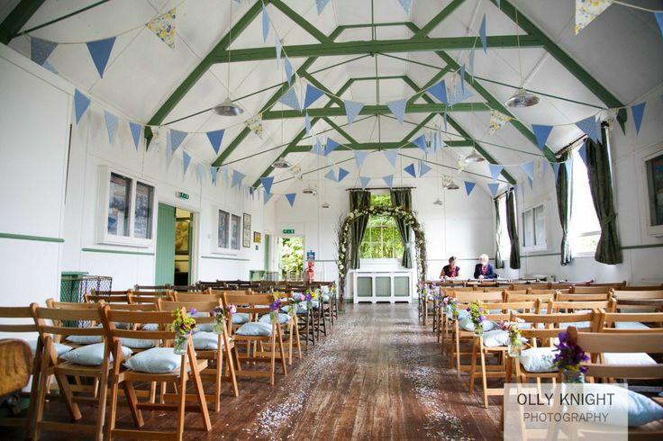 English Fete - bunting themed wedding  http://www.ollyknightphotography.co.uk/tom-carlys-wedding-at-kent-life-wedding-venue-in-maidstone/