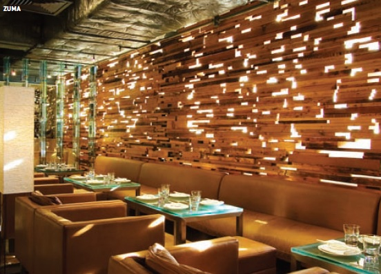 diseño de restaurantes: Zuma Knightbridg, Favorite Places, Modern Restaurantsbar, Places Restaurant, Zuma London, Interiors Design, London Places, Zuma Restaurant, Zuma David