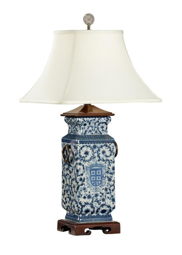 Wildwood Sloane Table Lamp 60647 Lamp Table Lamp Porcelain Lamp