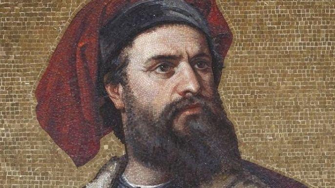 Marco polo Geboren in 1254 in Venetië  Gestorven in 1324 in Venetië  Begrip: ontdekking reiziger Marco polo was een ontdekkinsreiziger die in de 13e eeuw naar perzië, indië, en china reist
