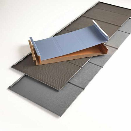 9 best images about metal roof insulation on pinterest for Roofing material options