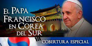 [VIDEO] Papa Francisco: La unidad de Corea, imposible para los hombres, es posible con la fuerza de la Cruz