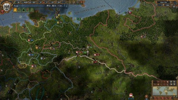 Europa Universalis IV Update v1.20 incl DLC-CODEX