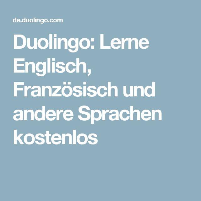 Duolingo: Lerne Englisch, Französisch Und Andere Sprachen Kostenlos