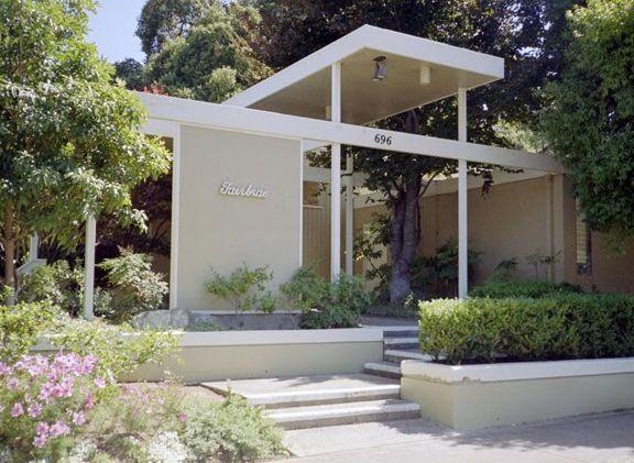 Rhan Vintage. Mid Century Modern Blog.: Joseph Eichler Homes