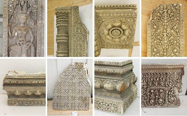 Aidez le musée Guimet à restaurer et présenter des moulages historiques à l'occasion de la prochaine grande exposition Angkor Naissance d'un mythe !  http://www.mymajorcompany.com/projects/angkor-la-naissance-d-un-mythe#home