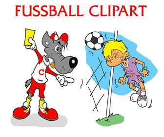 Clipart Fussball kostenlos