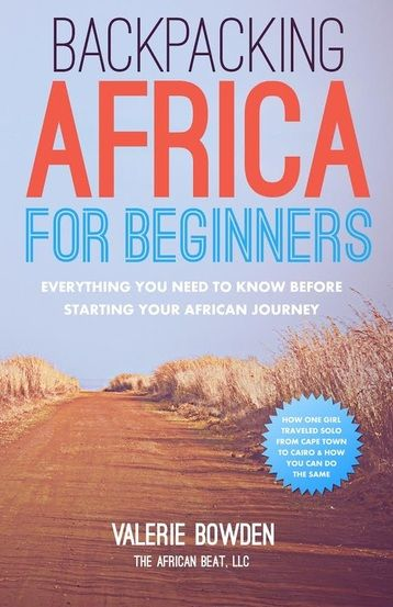 #1 book for learning how to backpack Africa. Must read!!