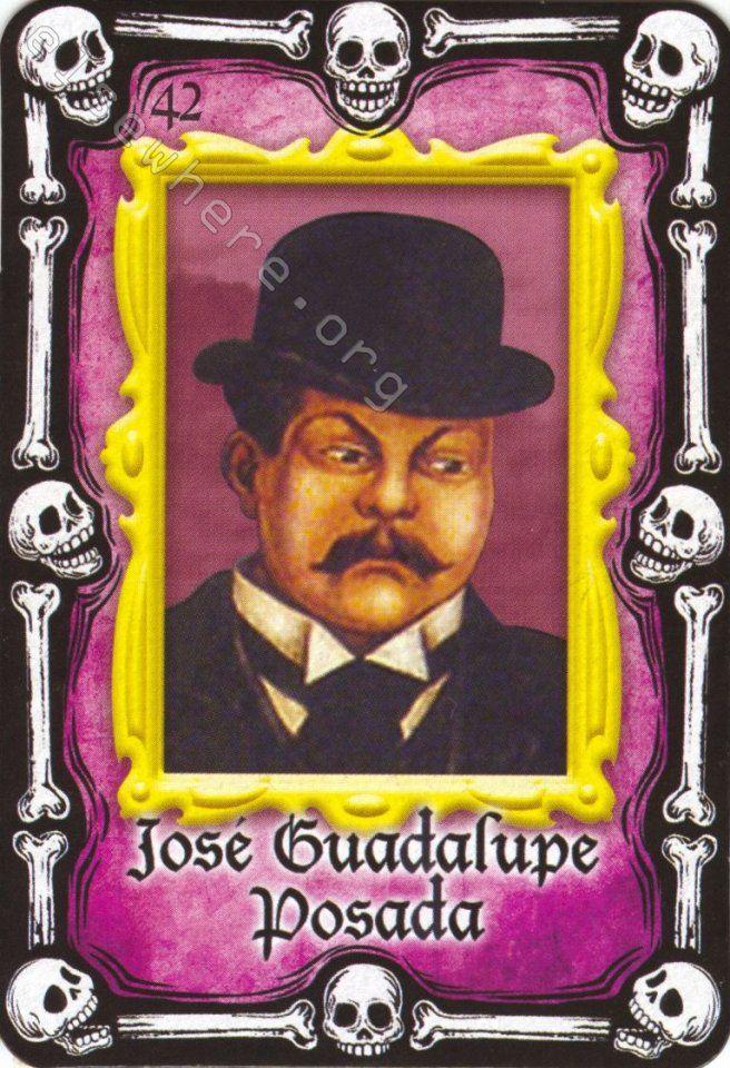 42 - Jose Guadalupe Posada