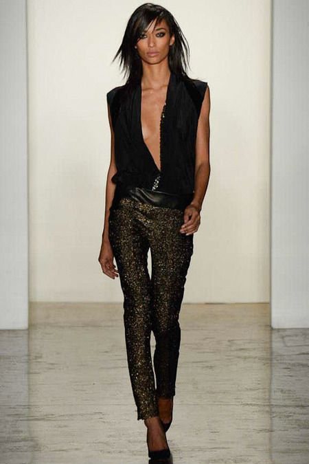 Sophie Theallet | Fall 2014 Ready-to-Wear Collection | Style.com