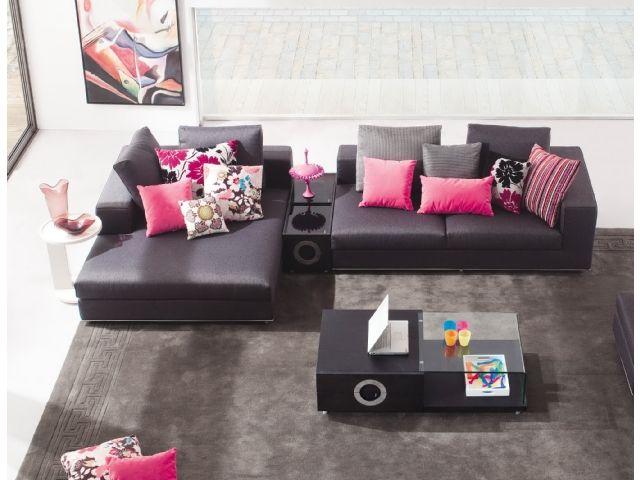 NOTO sofa i tekstil