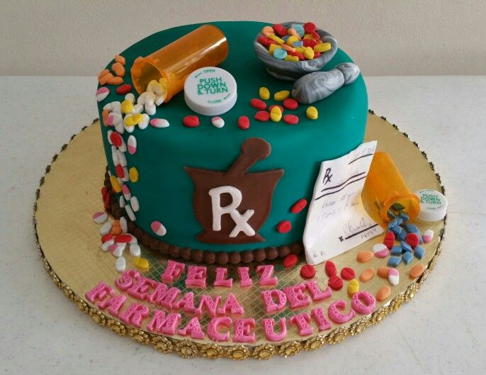 Pharmacy Cake Más