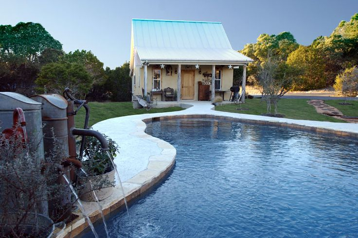 Designed by israel pe a and built by authentic custom for Pool design by laly llc