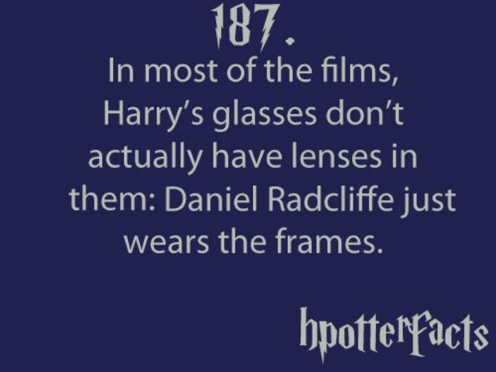Harry Potter Facts 187