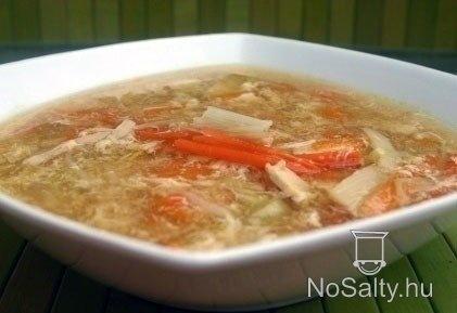 Csípős-savanyú leves http://www.nosalty.hu/recept/csipos-savanyu-leves