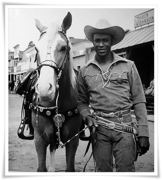 Cleavon Little                                              The American West...Mel Brooks Style In Blazing Saddles