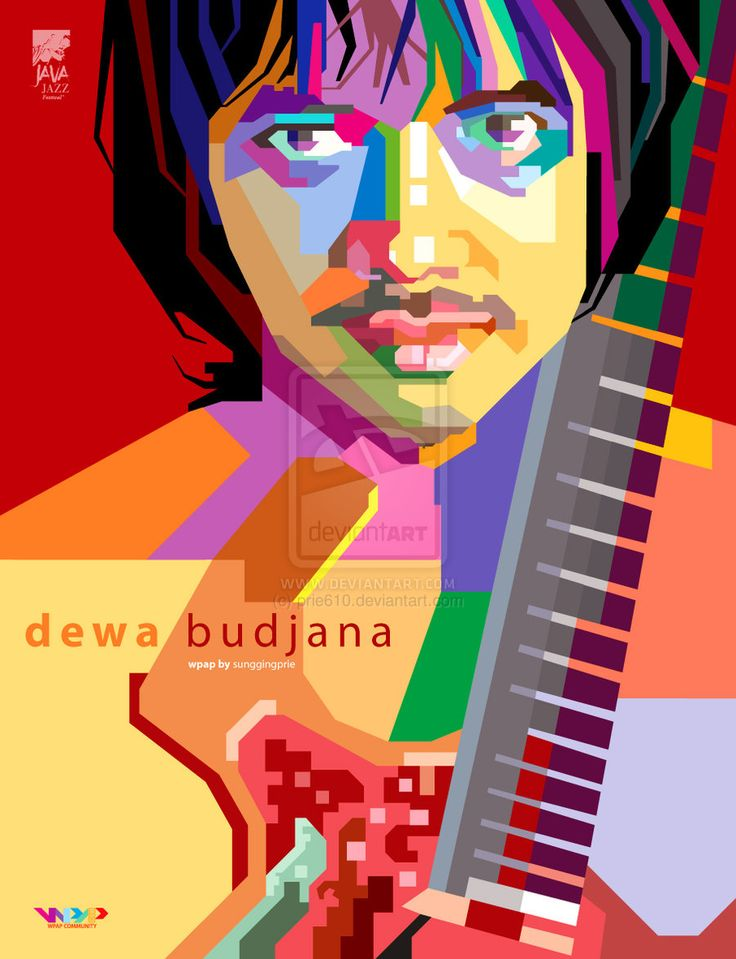 Dewa Budjana by prie610.deviantart.com on @deviantART