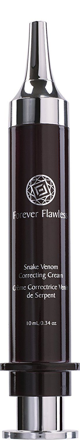 Forever Flawless Diamond Infused Snake Venom Correcting Cream Forever Flawless Snake Venom Correcting Cream is developed to significantly reduce wrinkles and  Read more http://cosmeticcastle.net/forever-flawless-diamond-infused-snake-venom-correcting-cream/  Visit http://cosmeticcastle.net to read cosmetic reviews