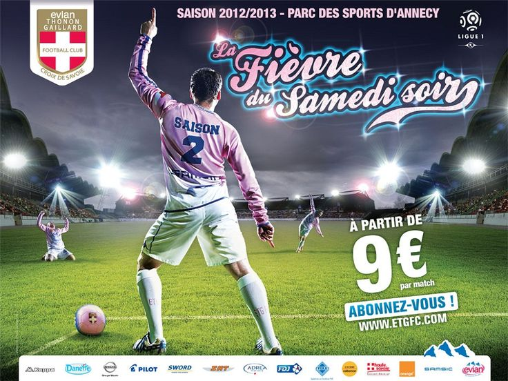 Ligue 1 : La Fièvre du Samedi Soir débarque à Evian !