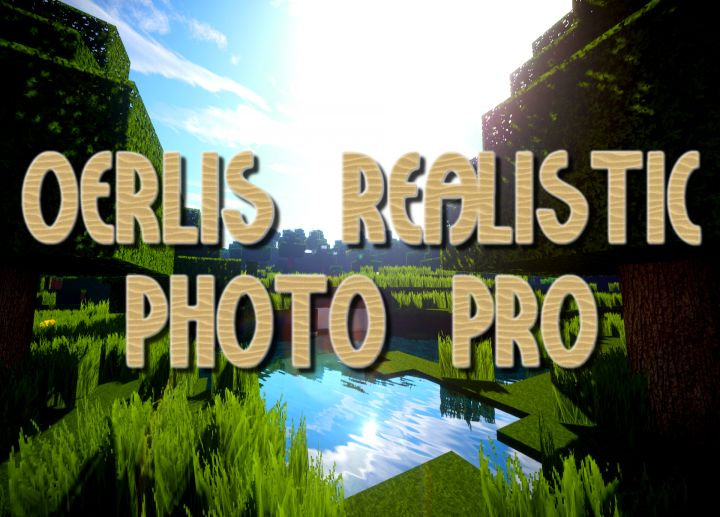 Oerlis Realistic Photo Pro Resource Pack 1.11.2/1.10.2 features some of themost realistic looking textures to be found in any Minecraft pack. It isn't finished yet, but rather than focusing on the parts which have yet to be implemented, it makes much more sense to simply look at what has been...
