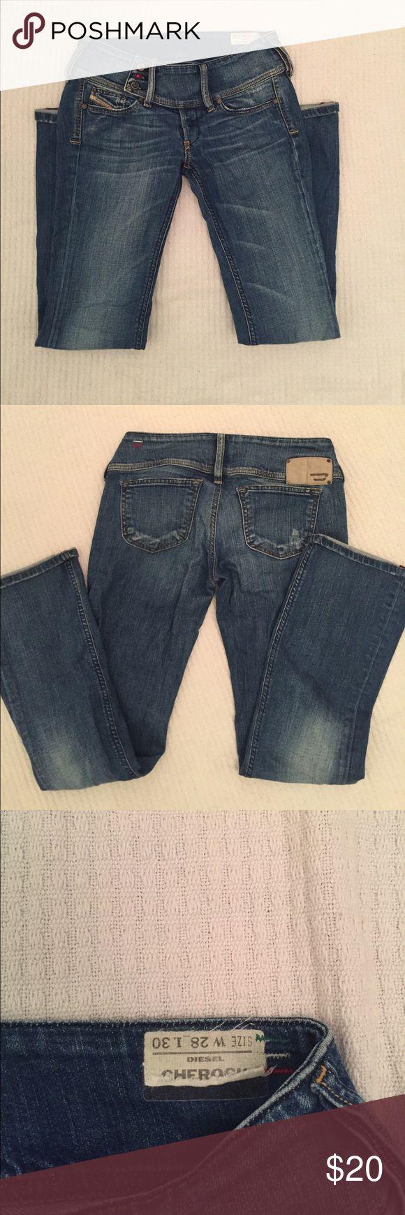Diesel jeans Cherock diesel jeans. diesel Jeans Boot Cut