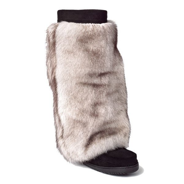 Manitobah Women'sSilver Fox Mukluk Boot Wish i had $1700