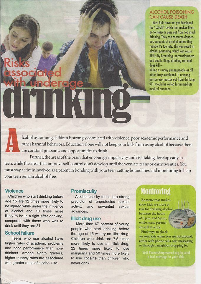How Does Alcohol Addiction Start Among Adolescents?