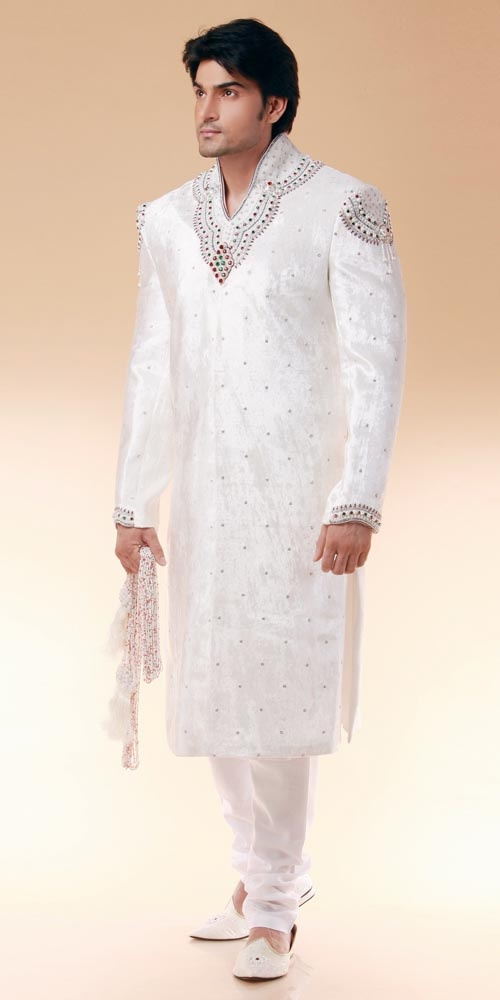 Groom Can Wear This Sherwani For Thier Wedding