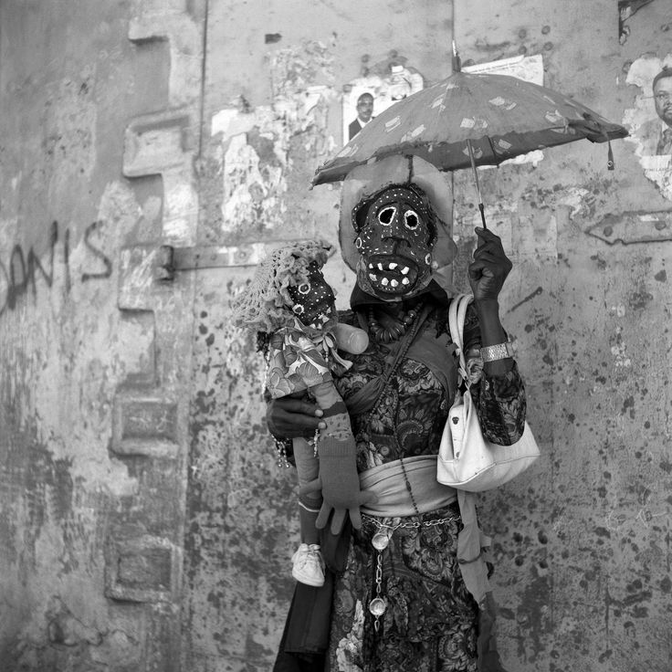 Livre : Kanaval ou la marche vaudoue en Haïti | mondomix