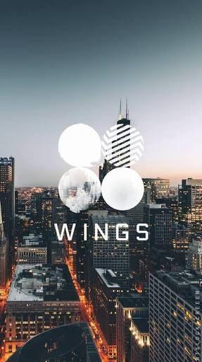 「bts wings wallpaper」の画像検索結果