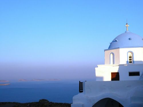 Greece: Astypalaia, the white nymph of the Aegean Sea..
