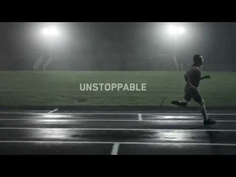In this inpiring 60 second commercial for the Canadian Paralympic Committee, a para-athletics runner sprints on a track, passing vignettes depicting a trauma...