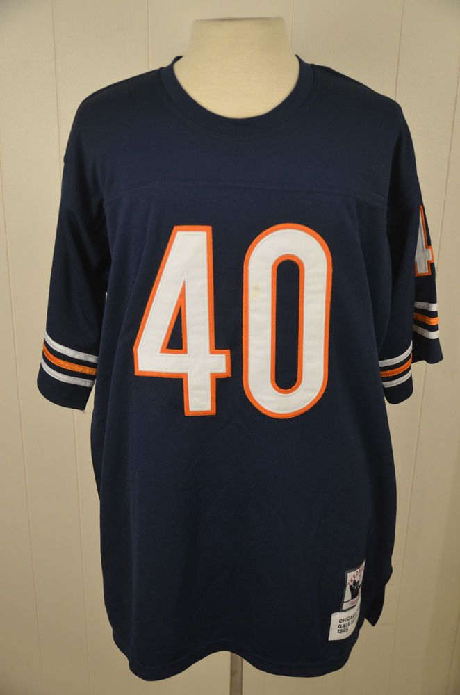 pretty nice 6580a aef14 Mitchell & Ness Chicago Bears 1965 Throwback Jersey #40 ...