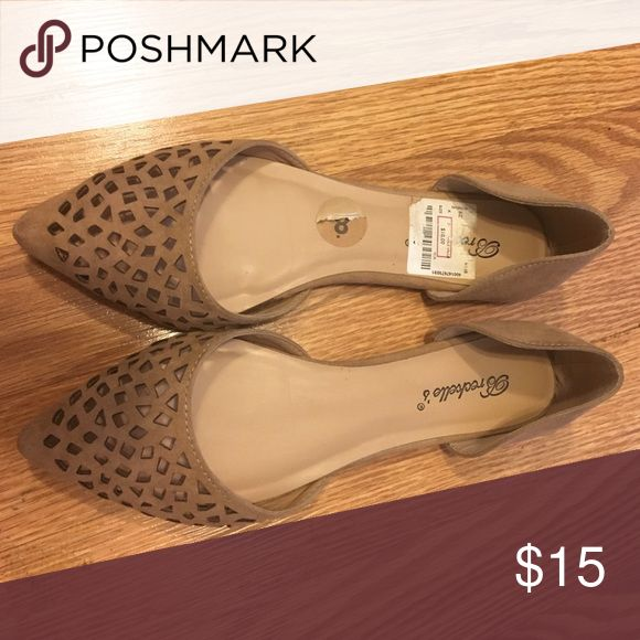 Neutral Flat Shoes Nude comfort flats to go with anything in your wardrobe. Shoes Flats & Loafers