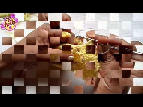 CHAMBRITA TEJIDA PARTE 2 - YouTube