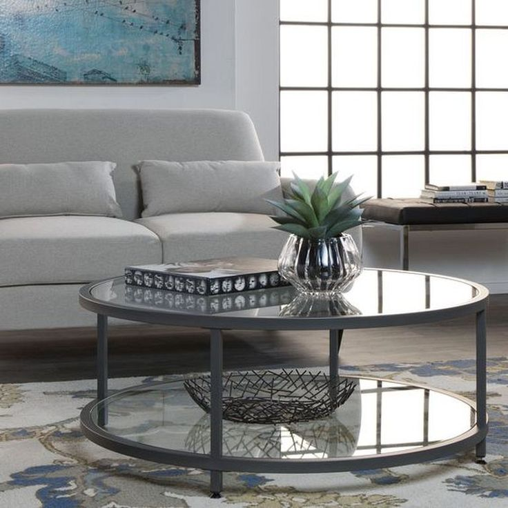 25 Inch Round Glass Coffee Table: Best 25+ Glass Coffee Tables Ideas On Pinterest
