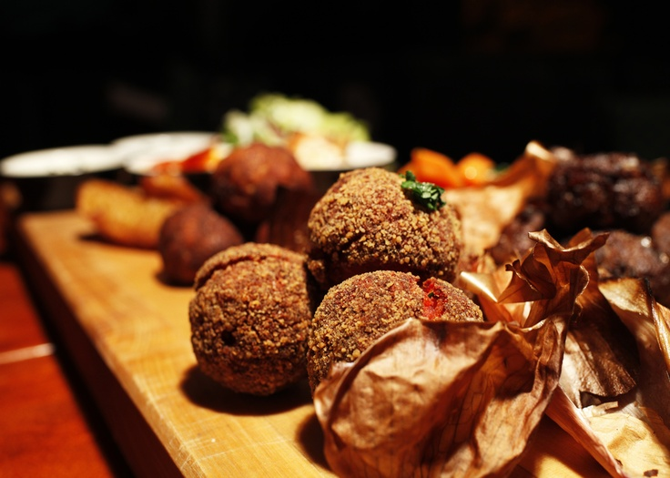 Maybe try also Suola's organic brunch @Ravintola Suola :: Luomubrunssi