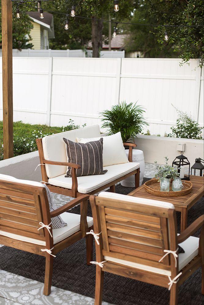 Backyard Makeover Reveal Riverside Retreat En 2020 Avec Images Design Design Blog