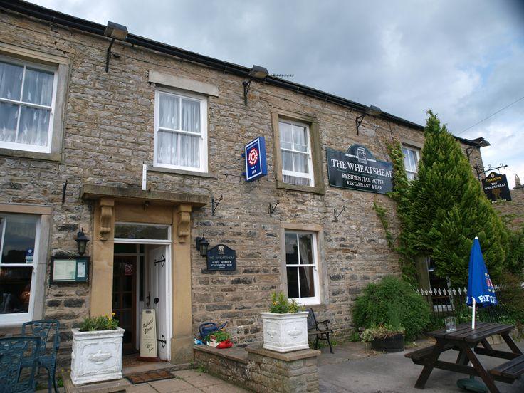 The Wheatsheaf Inn, Carperby, North Yorkshire, England, United Kingdom