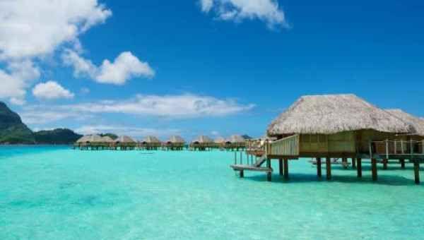 12 Most Romantic Beach Resorts   Beach Honeymoon Resorts   Where to go on your honeymoon   Destination Weddings & Honeymoons