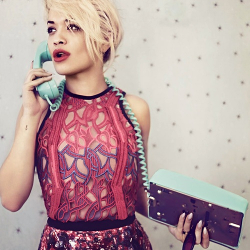 We love Rita Ora at stickcons.com love her music & her style! Tweet us your favourite Rita Ora pics @Stickcons™
