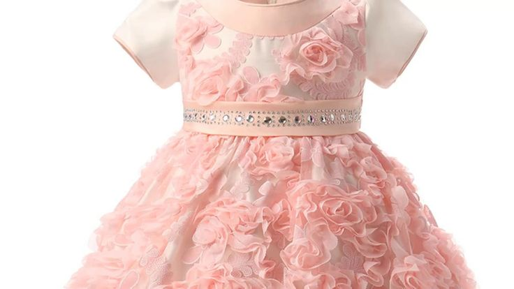 Pin By Lifestyle For Ever On Flowers Baby Frock Designs