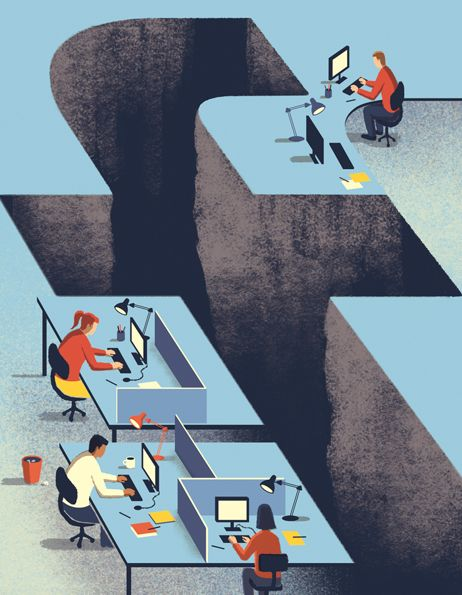 Editorial Illustrations 2015 - Vol. 3 on Behance